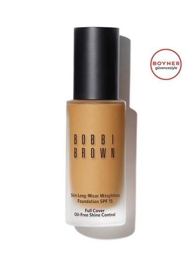 Bobbi Brown Spf15 Natural Tan Kadın Foundation Renksiz